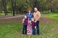 Virts Fall family session
