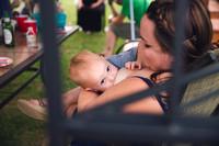lindsey welch photography | frederick md | breastfeeding